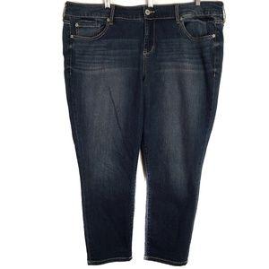 torrid Jeans - Torrid Premium Dark Wash Skinny Jeans